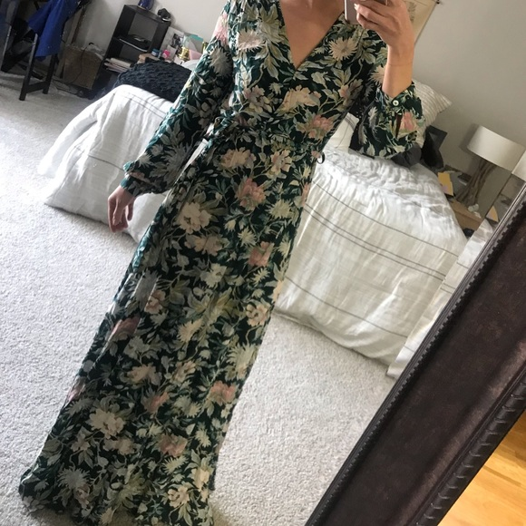 fdc249fe84 Vici Dresses | Long Sleeve Maxi Dress Perfect For Spring | Poshmark